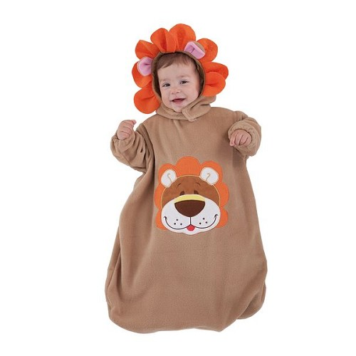 Costume bébé sac Leon (0 à 12 mois)
