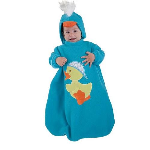 Costume bébé sac canard (0-12 mois)