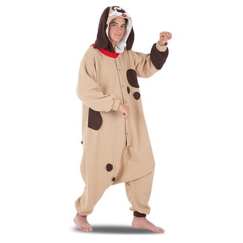 Costume adulte chien drôle t-l