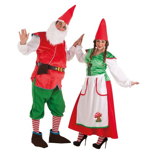 Costume adulte GNOME