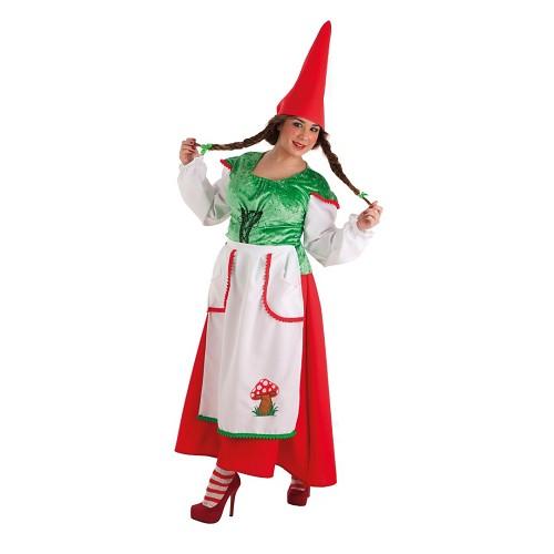 Costume adulte de démoniste GNOME