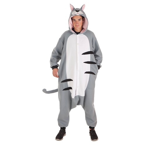 Costume adulte Funny Cat t-l