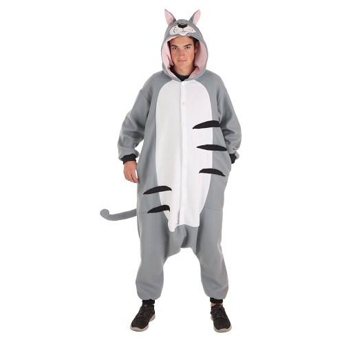 Costume adulte Funny Cat T-Xl