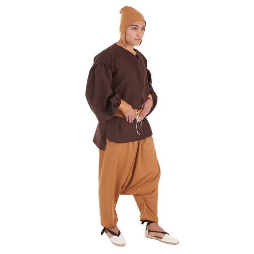 Serviteur adulte costume