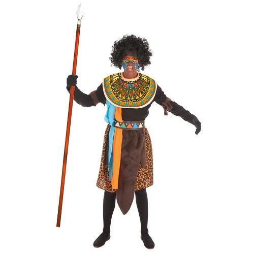 Costume adulte africaine