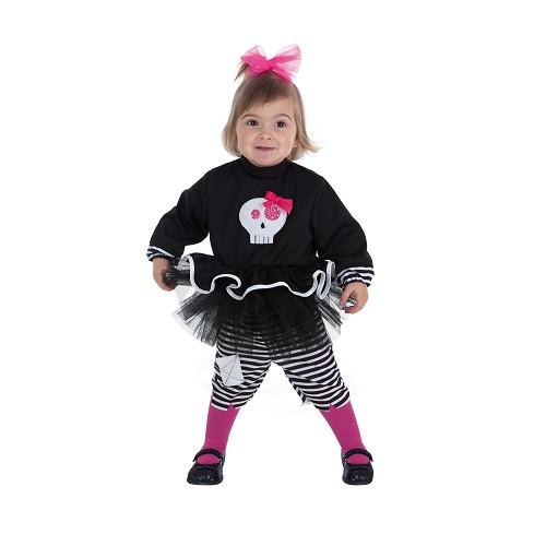 Costume bébé Skeleta (0 à 12 mois)