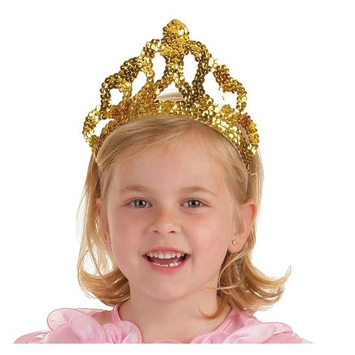 La Couronne de princesse or