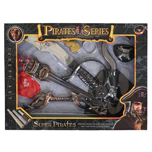 Pirate set 7 Pcs boîte.
