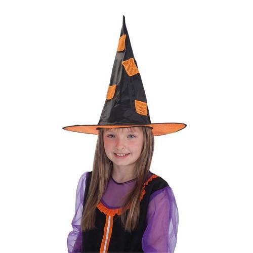 Patchs de sorcière chapeau
