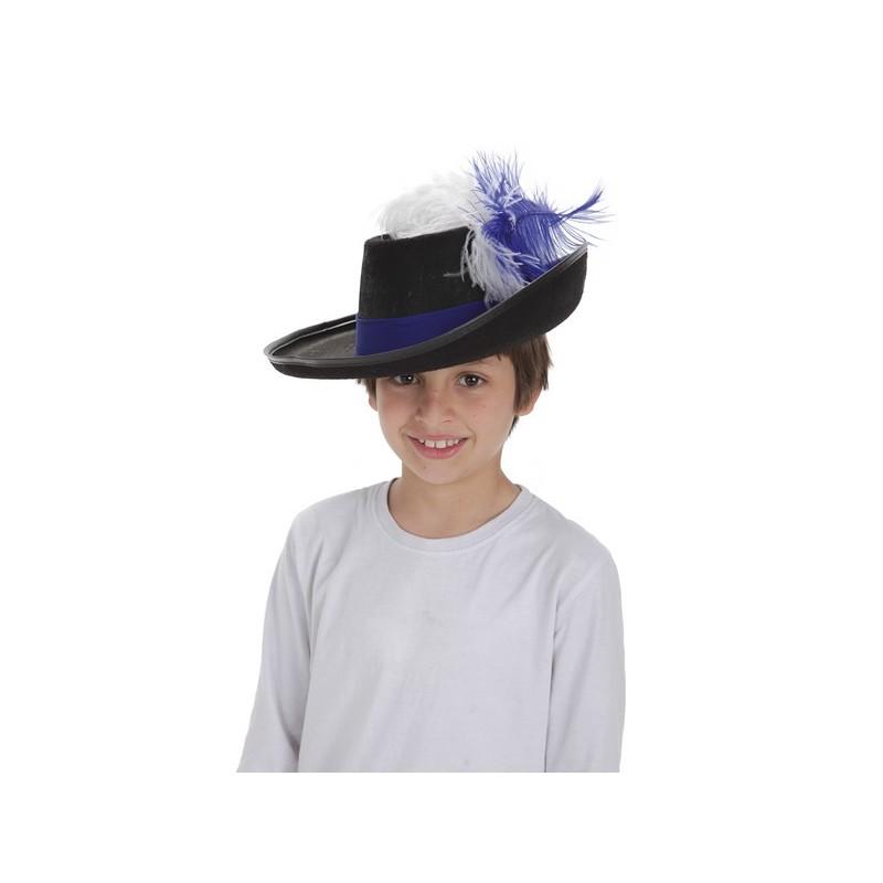 Mousquetaire de chapeau