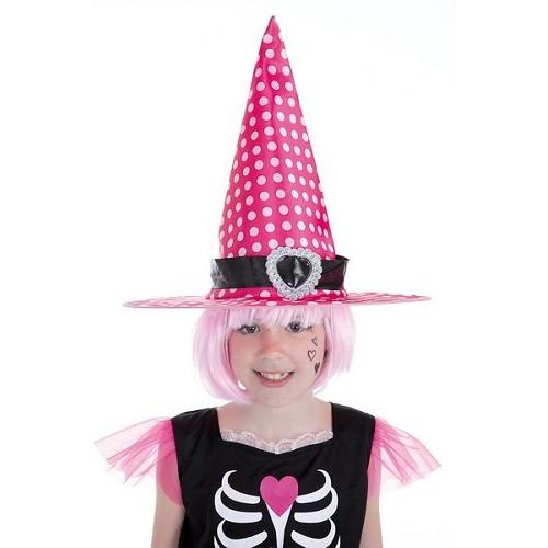 Moles de sorcière chapeau