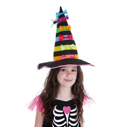Chapeau sorcière arcs