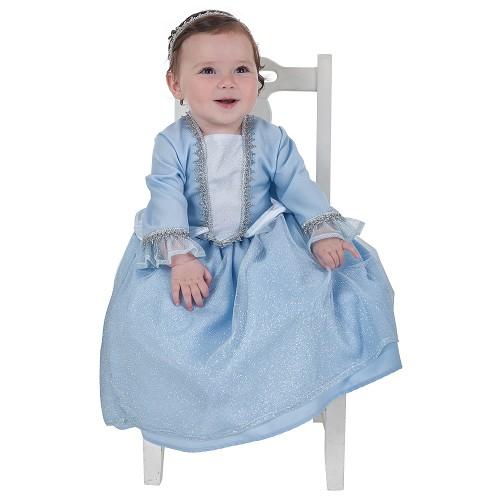 Bébé peu princesse costume (0-12 mois)
