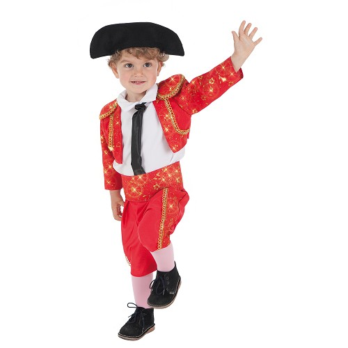 Costume enfant Torero (0 à 12 mois)