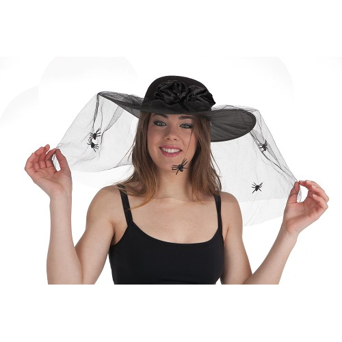Chapeau de veuve