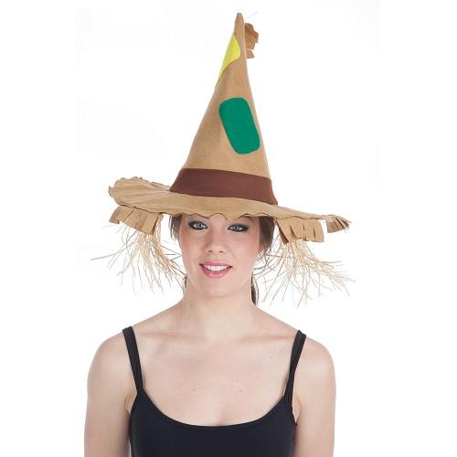 Chapeau de l'épouvantail
