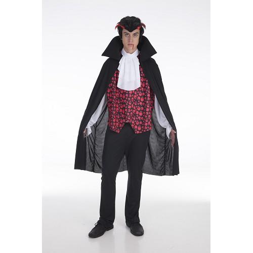 Vampire de comte de perruque