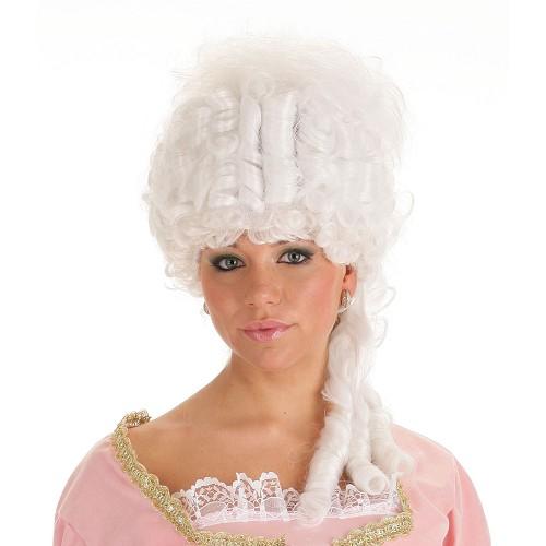 Perruque de Mª Blanca Antoinette