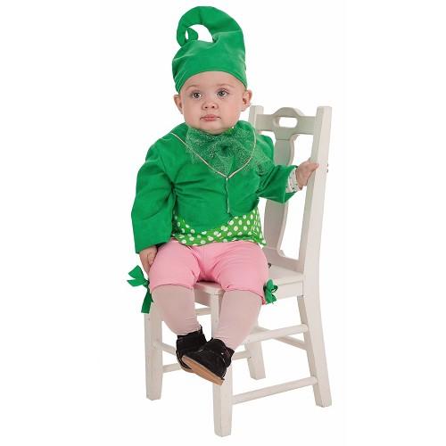 Bébé costume Duende Del Bosque (0-12 mois)