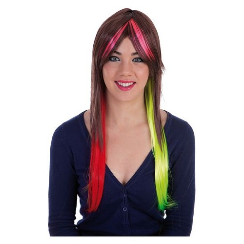 Perruque mèches de cheveux 3