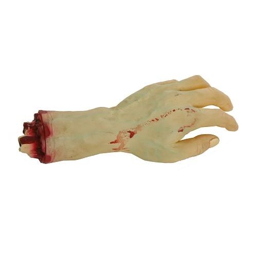 La main 26 cm.