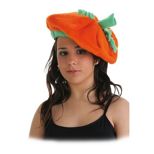 Chapeau de la citrouille