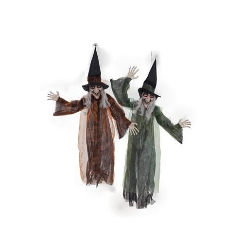 Pendaison de sorcière vaporeux 90 cm