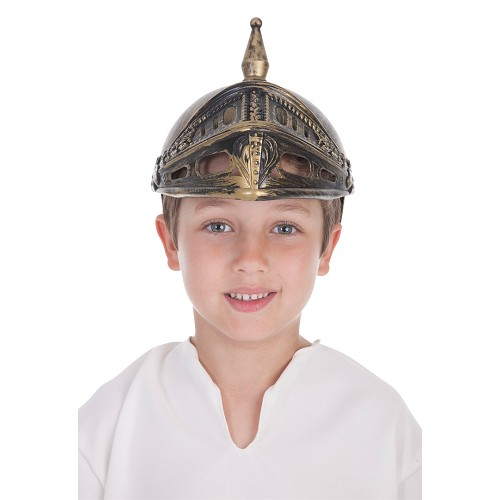 Romains enfant casque