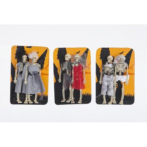 Couples de squelette 15 cm