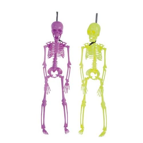 Squelette Neon 41 cm