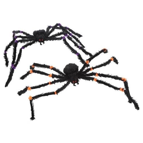 Araignées velues 120 cm