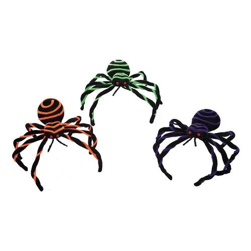 Araignées rayé 32 cm