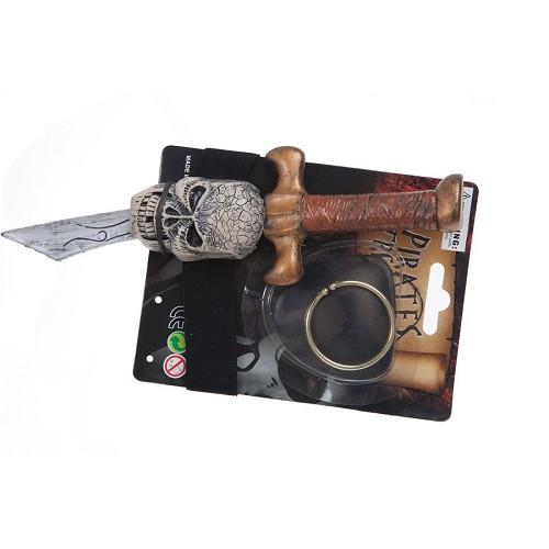 Set pirate (poignard 22 cm)