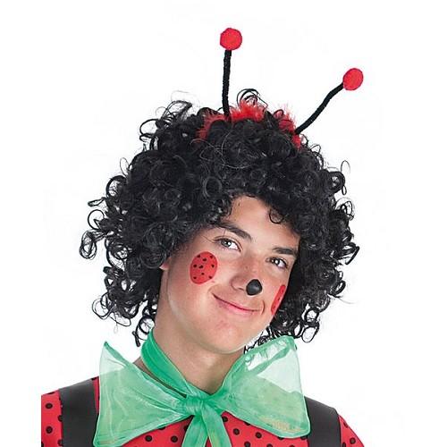 Serre-tête antennes rouge
