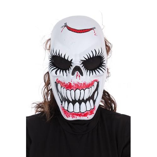Masque diable dents