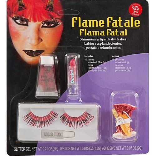 Diabla Cils maquillage en Septembre