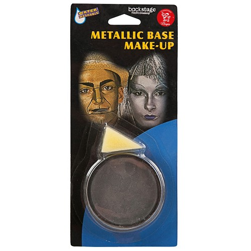 Pot Maquillage Métallique