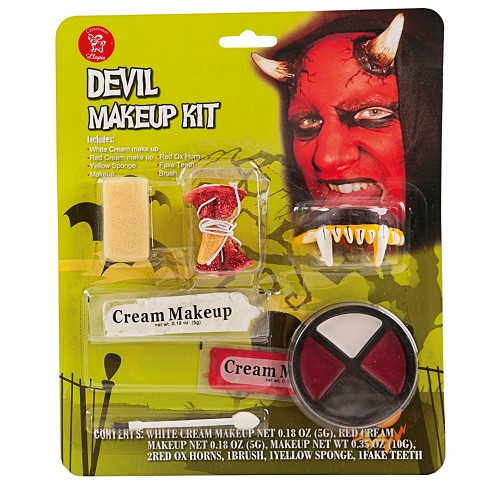 Démon de trousse de maquillage