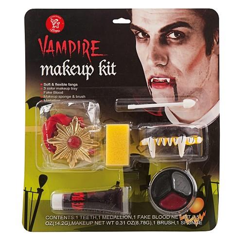 maquillage de luxe Vampire en Septembre