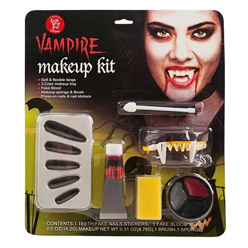 Vampira luxe maquillage en Septembre