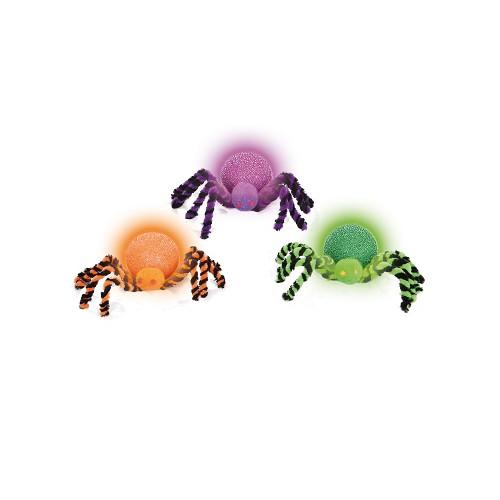 Ballon d'araignée avec lumière