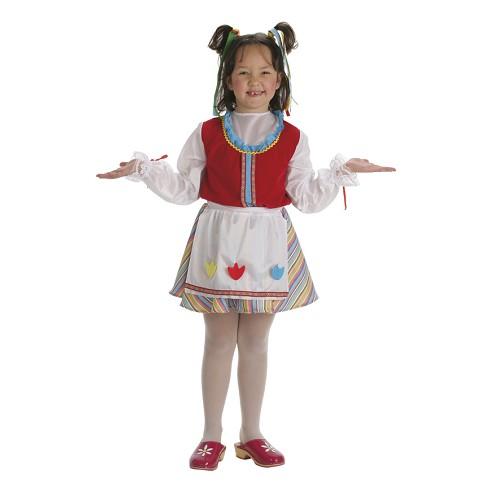 Costume enfant néerlandais