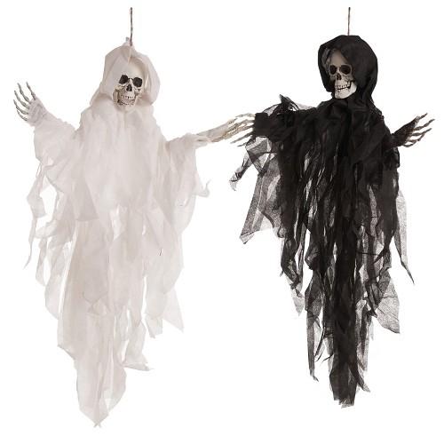 Pendaison fantôme Skelet 75 cm.
