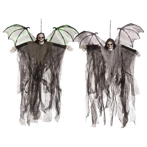 Pendaison de vampire ailes 60 cm.