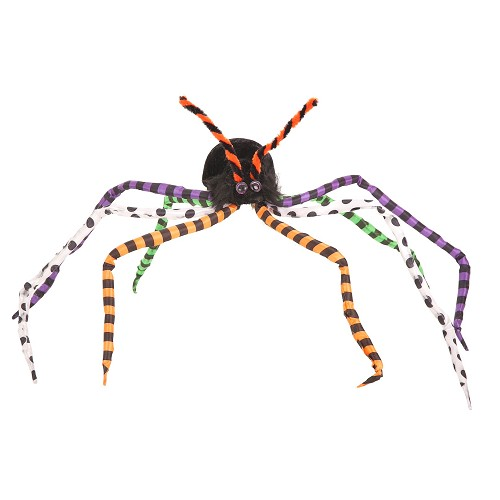 Couleurs de jambes araignée