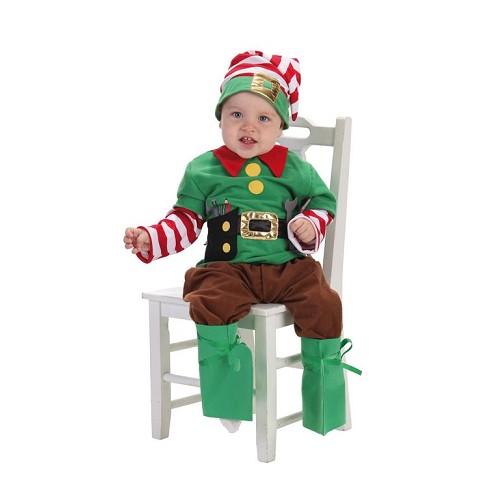 Costume de lutin de bébé (0 à 12 meses)