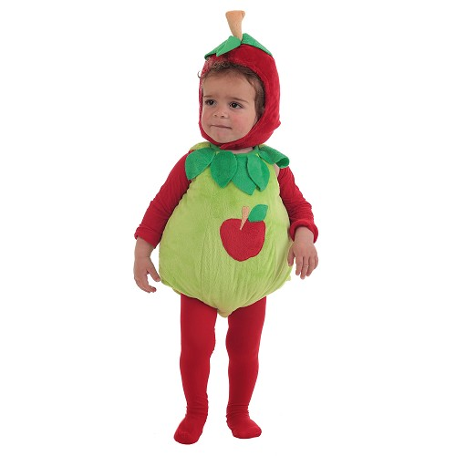 Bébé costume Apple (0 à 12 meses)