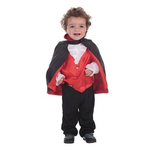 Bébé costume Dracula (0 à 12 meses)