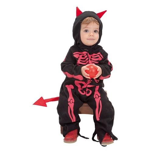 Costume bébé IMP Skelet (0 à 12 meses)