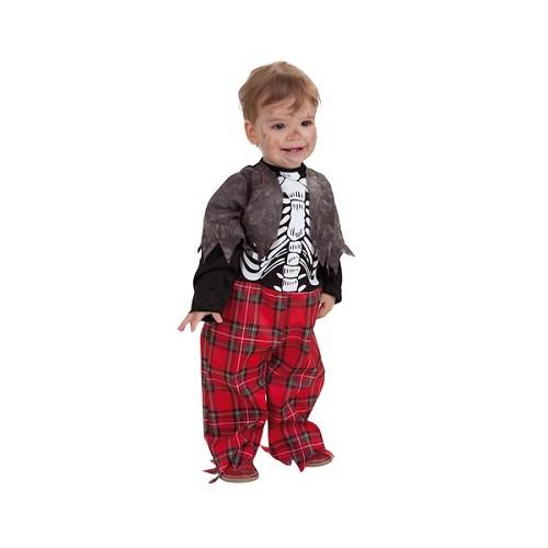 Costume bébé Zombie College (0 à 12 meses)